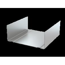 Профиль направляющий (ПН) для ГКЛ 100х40 Албес PRIM 0,55мм, 3 метра